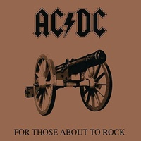 AC/DC - For Those About To Rock We Salute You (Vinyl)