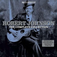 ROBERT JOHNSON - Complete Collection 2 Lp Set, The