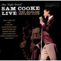 SAM COOKE - One Night Stand! Live At The Harlem Square Club