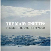 MARY ONETTES - Night Before The Funeral (Lmtd Ed. 7 Inch Single)