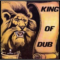 KING TUBBY - King Of Dub