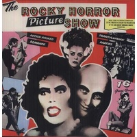 SOUNDTRACK - Rocky Horror Picture Show (Red Vinyl)