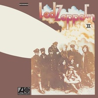 LED ZEPPELIN - Led Zeppelin 2 (2014 Vinyl Reissue)