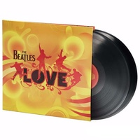 THE BEATLES - Love -hq/remast-