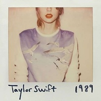 TAYLOR SWIFT - 1989 (Vinyl) (Standard Edition)