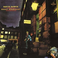 DAVID BOWIE - Rise & Fall Of Ziggy Stardust & Spiders From Mars