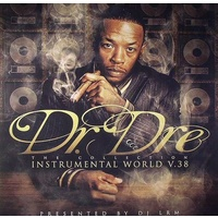 DR. DRE - Instrumental World Vol 38 - Th