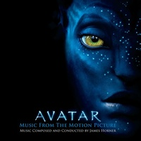 SOUNDTRACK - Avatar: Music From The Motion Picture (Limited Blue Coloured Vinyl)
