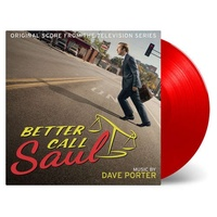 DAVE PORTER - Better Call Saul:Original Score From The Televisi