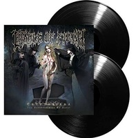 CRADLE OF FILTH - Cryptoriana - The Seductiv