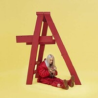 BILLIE EILISH - Don't Smile At Me (Red Vinyl)