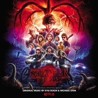 SOUNDTRACK - Stranger Things 2: A Netflix Original Series Soundtrack (Vinyl)