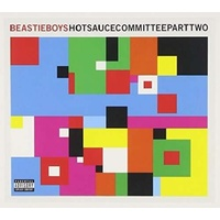 THE BEASTIE BOYS - Hot Sauce Committee Part Two (Vinyl)