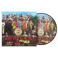 THE BEATLES - Sgt. Pepper's Lonely Heart (Picture Disc Vinyl)