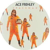 ACE FREHLEY - Ace Frehley - Spaceman [lp] (Picture Disc, Download, Poster, Limited To 3000, Indie Exclusive)