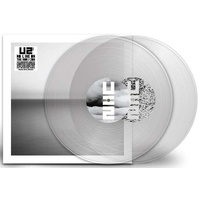 U2 - No Line On The Horizon (Ltd Ultra Clear Lp)