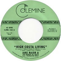 JAKE NAJOR FEAT. MIXMASTER WOLF - High Costa Living / Grab A Soda