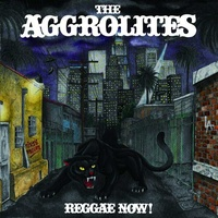 THE AGGROLITES - Reggae Now! (Blood Red/black Galaxy Vinyl)