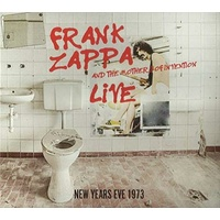 FRANK ZAPPA AND THE MOTHERS OF INVENTION - Live? New Years Eve 1973