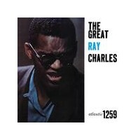 RAY CHARLES - The Great Ray Charles (Mono Lp)