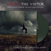 ARENA - The Visitor (20th Anniversary Remastered Edition) (Coloured Vinyl)