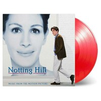 SOUNDTRACK - Notting Hill (Limited Orange Coloured Vinyl)