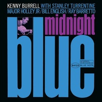 KENNY BURRELL - Midnight Blue