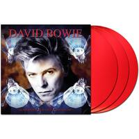 DAVID BOWIE - Glass Spider Tour: Live In Canada 1987 (Limited Red Coloured Vinyl)