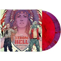 SOUNDTRACK - 3 From Hell: Original Motion Picture Soundtrack (Limited Coloured Vinyl)