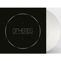SOUNDTRACK - Spheres: Original Score (Limited White Coloured Vinyl)