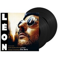 SOUNDTRACK - Leon (Aka Leon The Professional): Original Soundtrack (Vinyl)