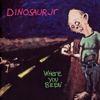 DINOSAUR JR. - Where You Been: Expanded Edition (Limited Blue Coloured Vinyl)