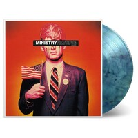 MINISTRY - Filth Pig (Limited Blue Marble Coloured Vinyl)