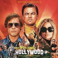 VARIOUS - Quentin Tarantino's Once Upon A Time In Hollywood Original Motion Picture Soundtrack (Main Vinyl)