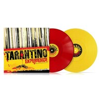 VARIOUS ARTISTS - Tarantino Experience (Limited Red/yellow Vinyl), The