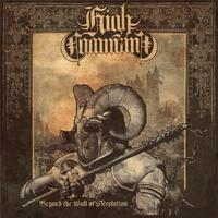 HIGH COMMAND - Beyond The Walls Of Desolation (Black Vinyl)