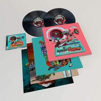 GORILLAZ - Song Machine: Season One - Deluxe Edition