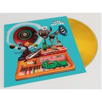 GORILLAZ - Song Machine: Season One (Limited Neon Yellow Coloured Vinyl)