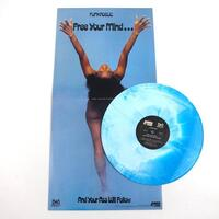 FUNKADELIC - Free Your Mind And Your Ass Will Follow (Blue Vinyl)
