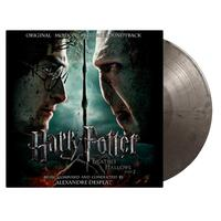 SOUNDTRACK - Harry Potter And The Deathly Hallows Part 2: Original Motion Picture Soundtrack (Coloured Vinyl)